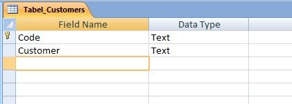 Contoh DataBase dengan Ms. Access 2007 (2/6)